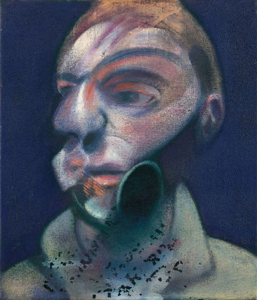Sotheby's Contemporary Sale Draws $88.4 M. in London, Led by $21 M. Francis Bacon Self-Portrait -ARTnews