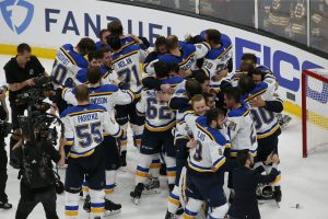 St Louis Blues beat Boston Bruins to clinch maiden NHL's Stanley Cup