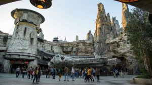 Star Wars Galaxy's Edge is now open, but you aren't guaranteed entry