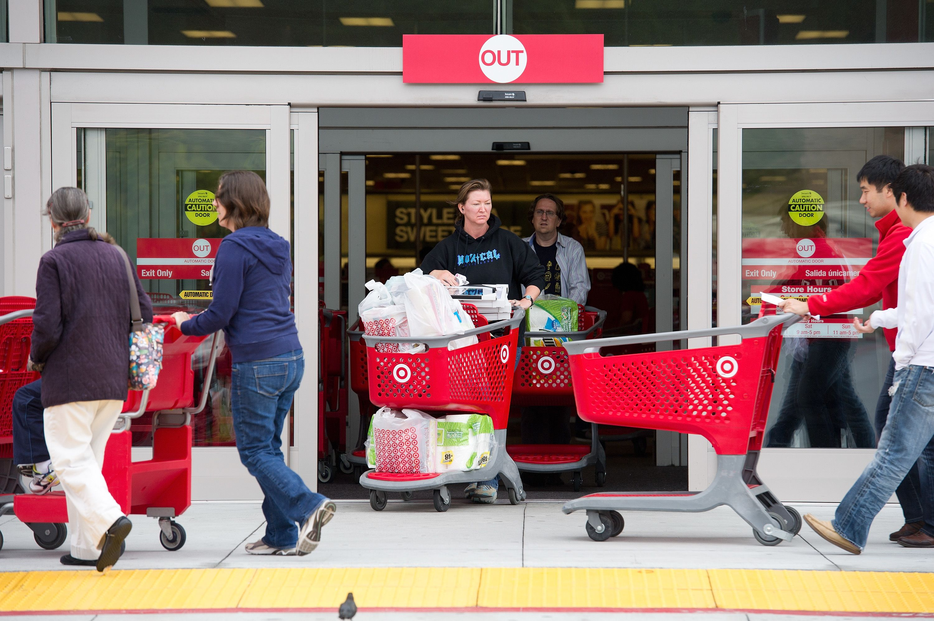 Target, eBay compete with Amazon Prime Day with deal days, crash sale
