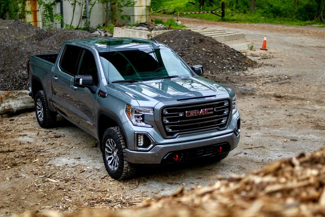 The 2019 GMC Sierra AT4 is the off-road truck, refined