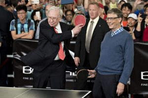 The 'most important' life lesson Warren Buffett taught me