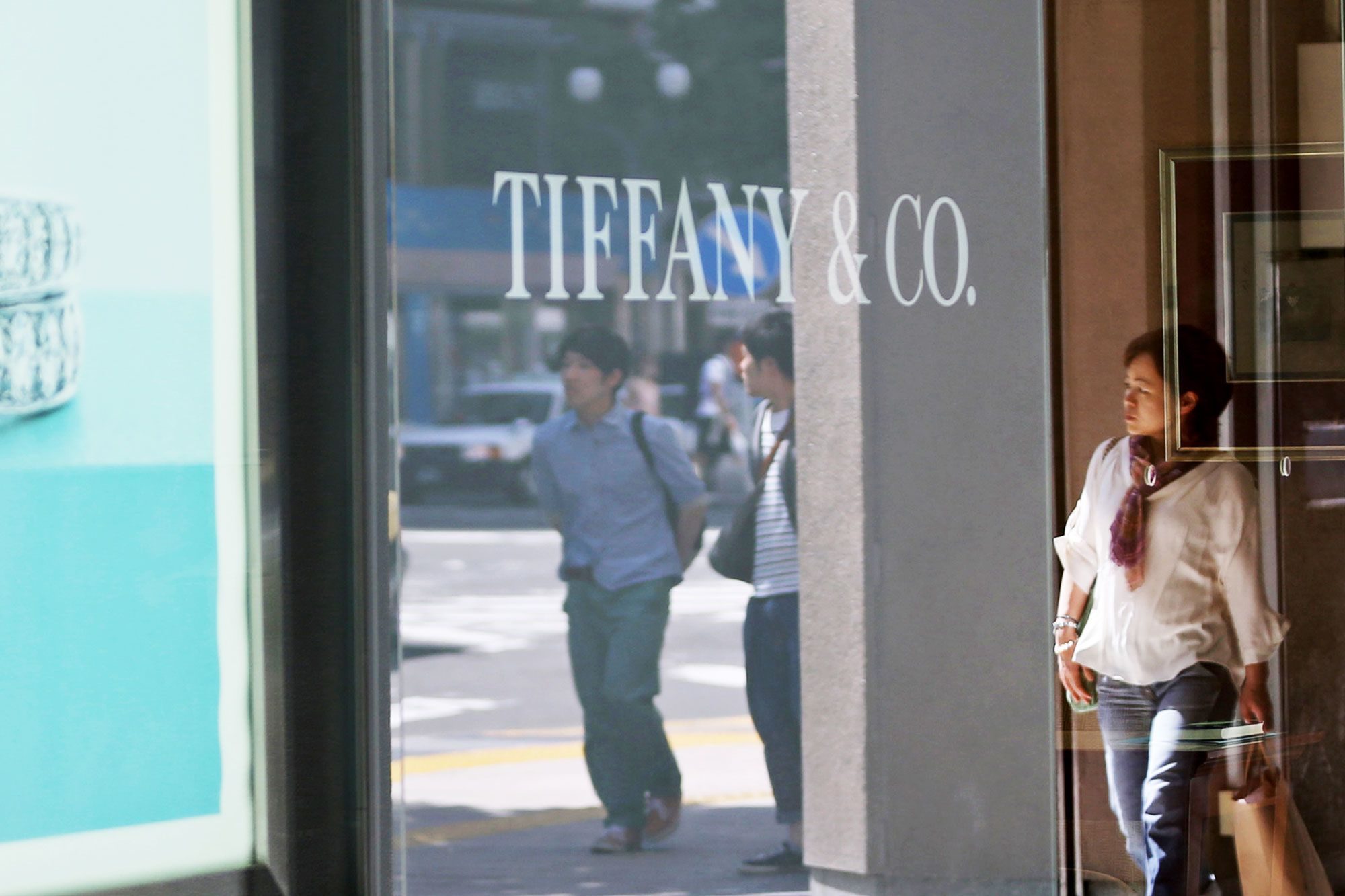 Tiffany quarterly same-store sales miss estimates