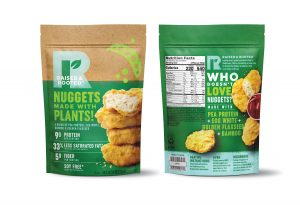 Tyson Foods unveils plant-based nuggets in move into meat alternatives