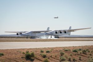 Vulcan selling Stratolaunch world's largest airplane for $400 million