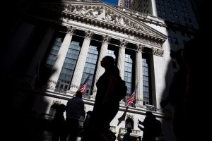 Wall Street monitors inflation data amid trade tensions