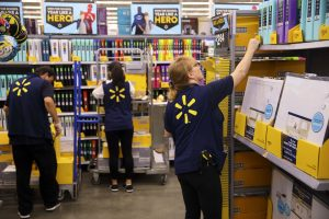 Walmart will save $30 million by putting new step stools in warehouses