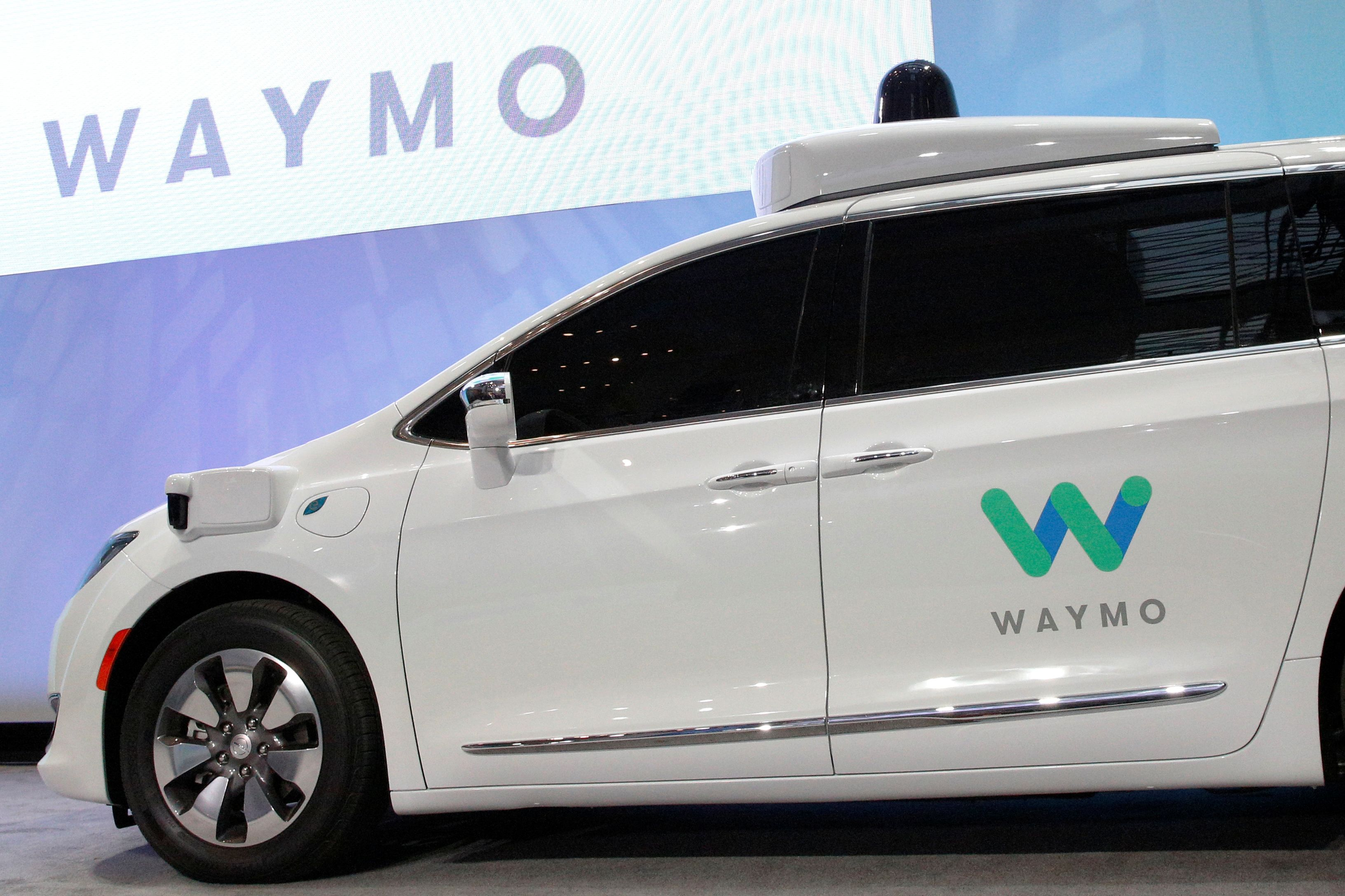 Waymo inks driverless car deal with Nissan, Renault for Europe, Asia