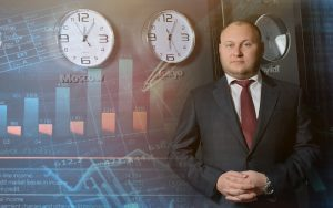 Bogdan Trotsko is a business expert who popularised the country's financial development