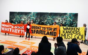 After Months of Protests, Warren B. Kanders Resigns from Whitney Board -ARTnews