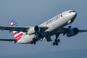 American Airlines second-quarter profits tops expectations