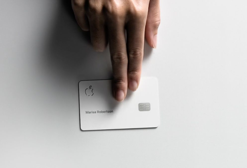Apple Card to launch in August