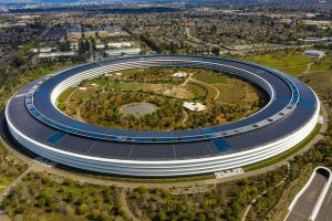 Apple beats rivals to be named top company in the US for solar