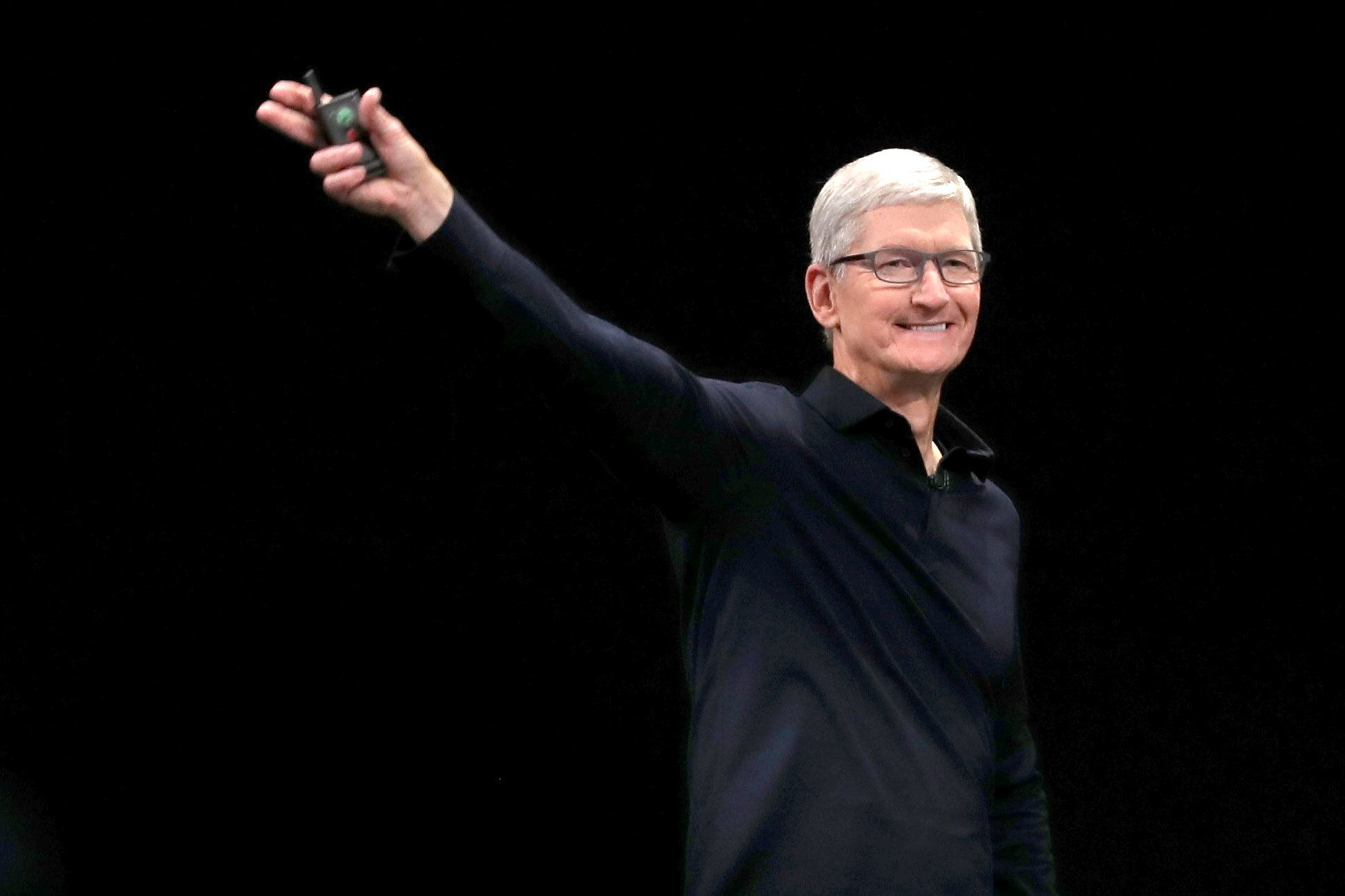 Apple R&D spend increases, fulfilling 'Tim Cook doctrine'