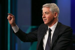 Bill Ackman's Pershing Square up 45% in the first half of 2019