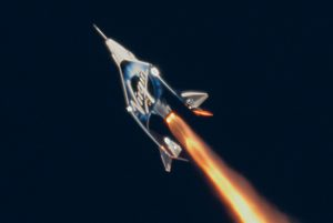 Buy Virgin Galactic stock to invest in the billionaire space race