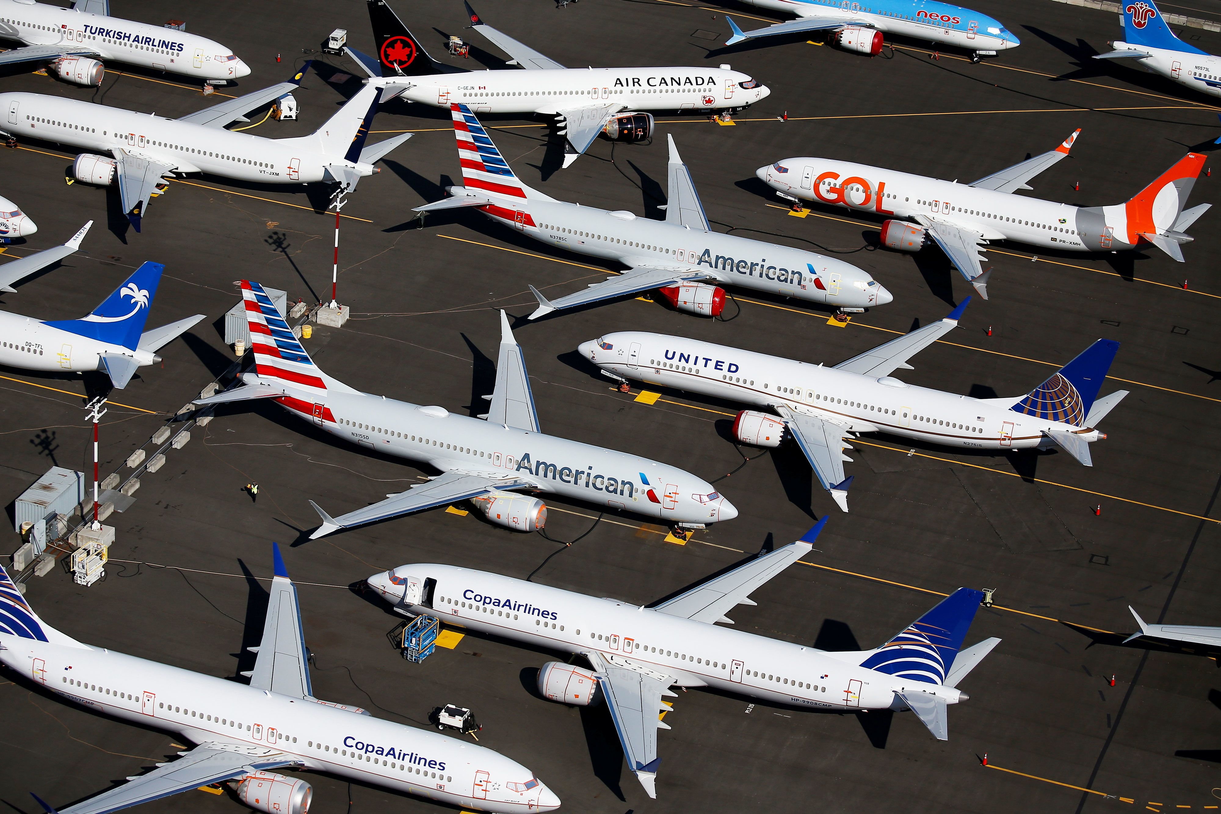 Changing Boeing's 737 Max name wouldn't fool anyone, says Sonnenfeld