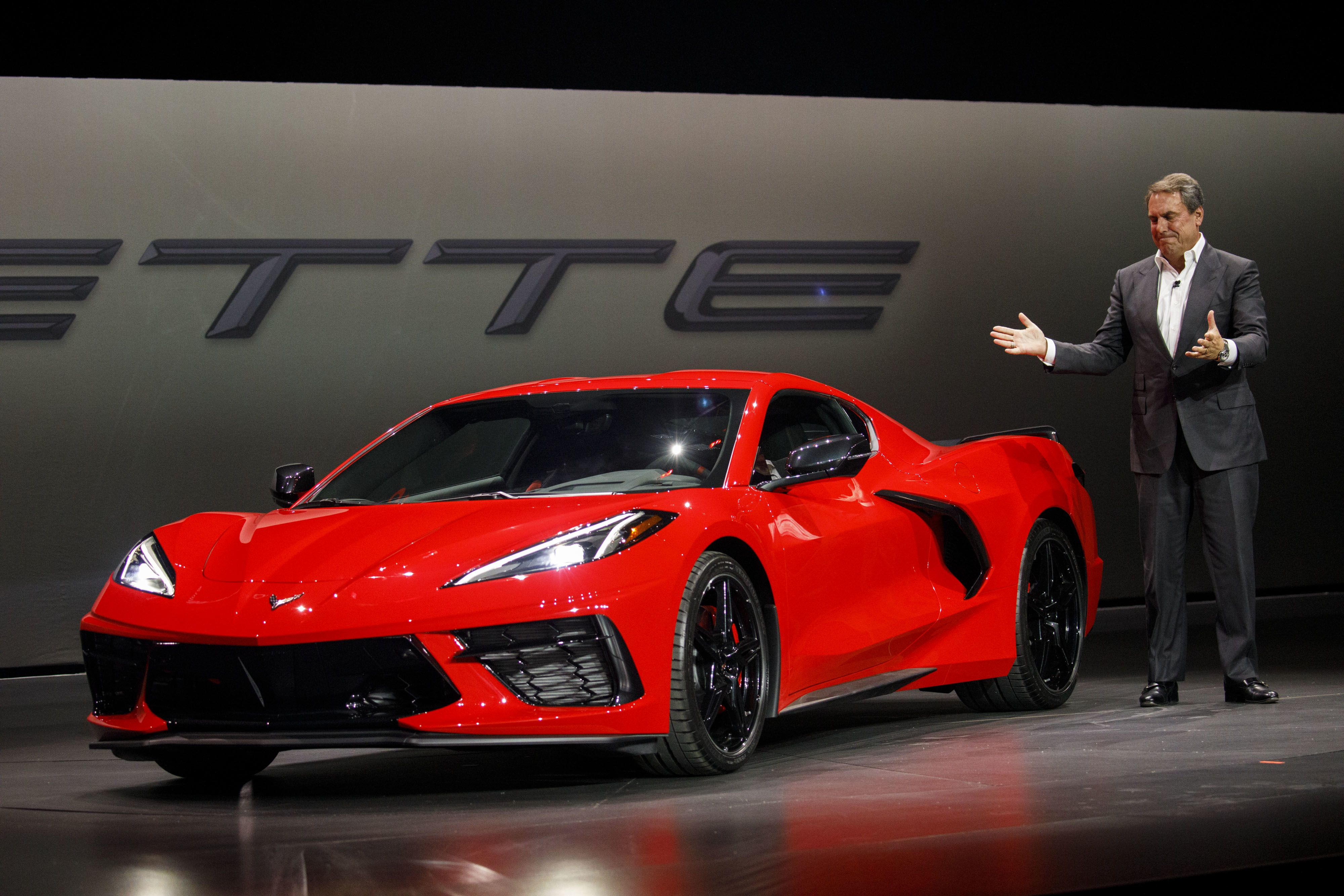Chevy redefines an American icon with the $60,000 2020 Corvette Stingray