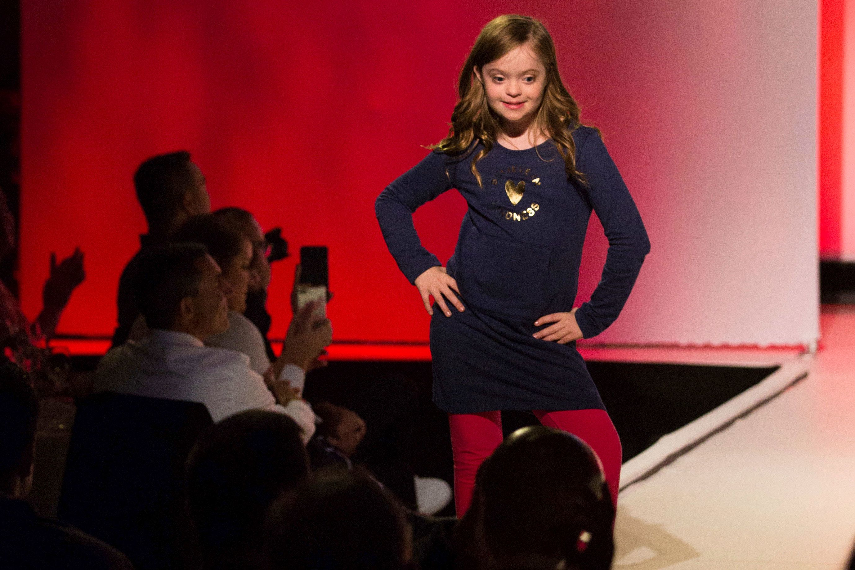 Children with disabilities now have more adaptive clothing options