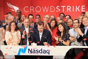 CrowdStrike soars after beating estimates in Q1 earnings report