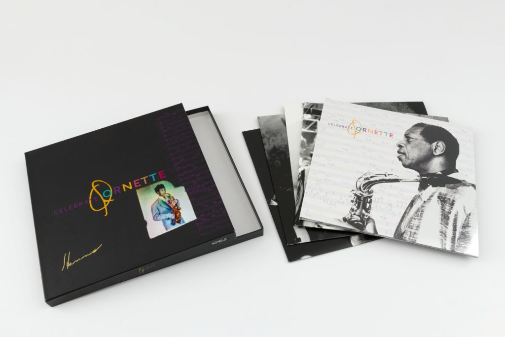 David Hammons Pays Tribute to Jazz Great Ornette Coleman with Limited-Edition Box Set -ARTnews