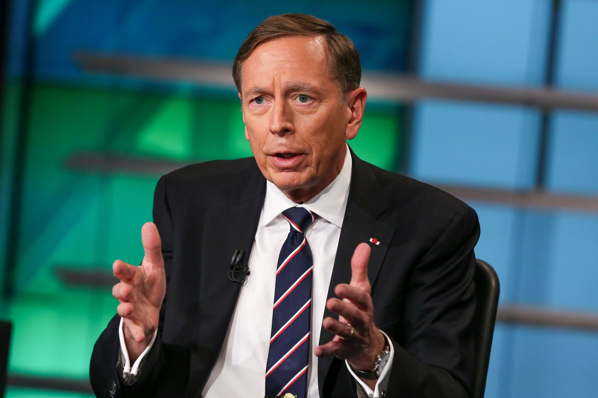 David Petraeus warns about Iran situation, says Trump policy not clear