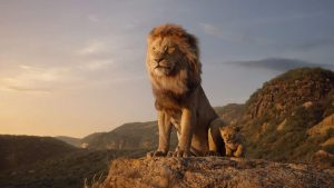 'The Lion King' soars with $185 million opening weekend in the US