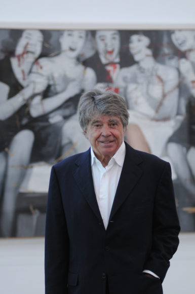 Frieder Burda, Prodigious Collector of German Expressionism Who Founded Private Museum, Has Died at 83 -ARTnews