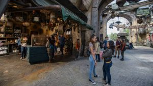 Galaxy's Edge merchandise is sold out in California