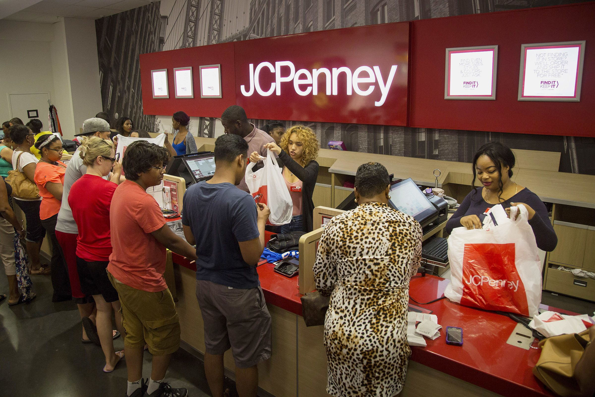 JC Penney is trying new things to stay afloat, but stock could be delisted
