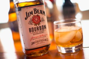 Jim Beam warehouse fire threatens 45,000 barrels of bourbon