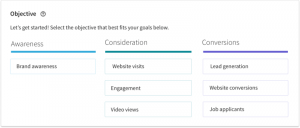 LinkedIn updates Campaign Manager, adds brand awareness, conversion campaign options