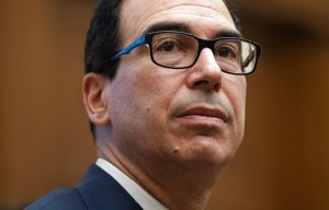 Mnuchin says US will ensure bitcoin doesn't become like anonymous