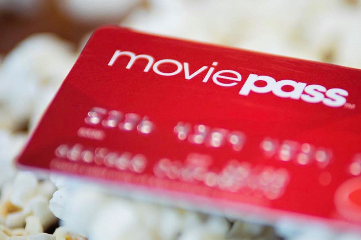 MoviePass app temporarily down while theater loyalty programs launch
