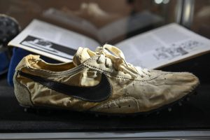 Nike 'Waffle Shoe' becomes the most expensive sneakers ever auctioned