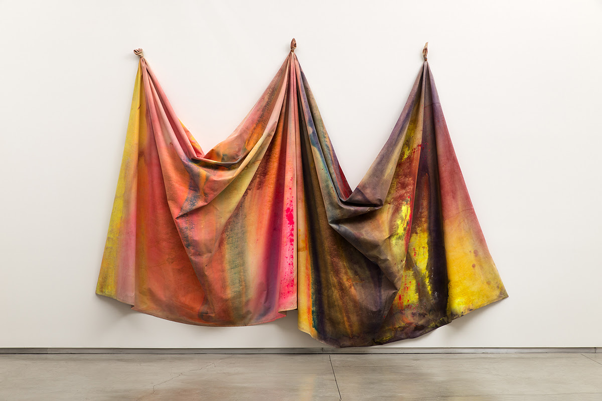 Pace Gallery Now Represents Pioneering Painter Sam Gilliam -ARTnews