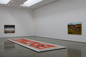 Painter Leidy Churchman Cedes the Floor to No One in First Museum Survey -ARTnews