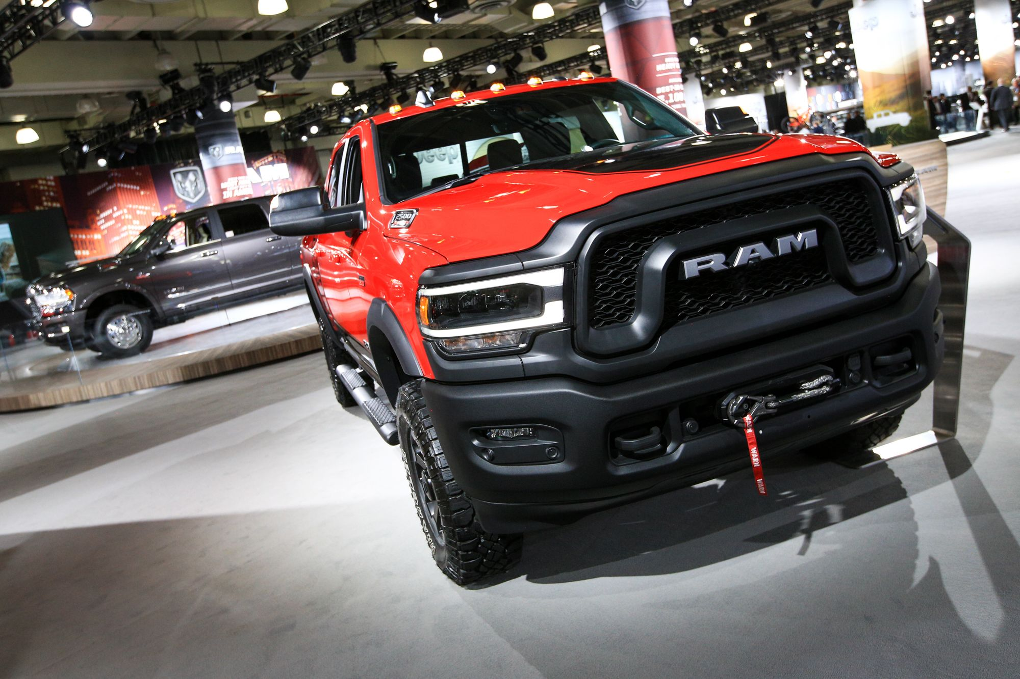 Ram pickups outsell rival Chevy Silverado for second-straight quarter