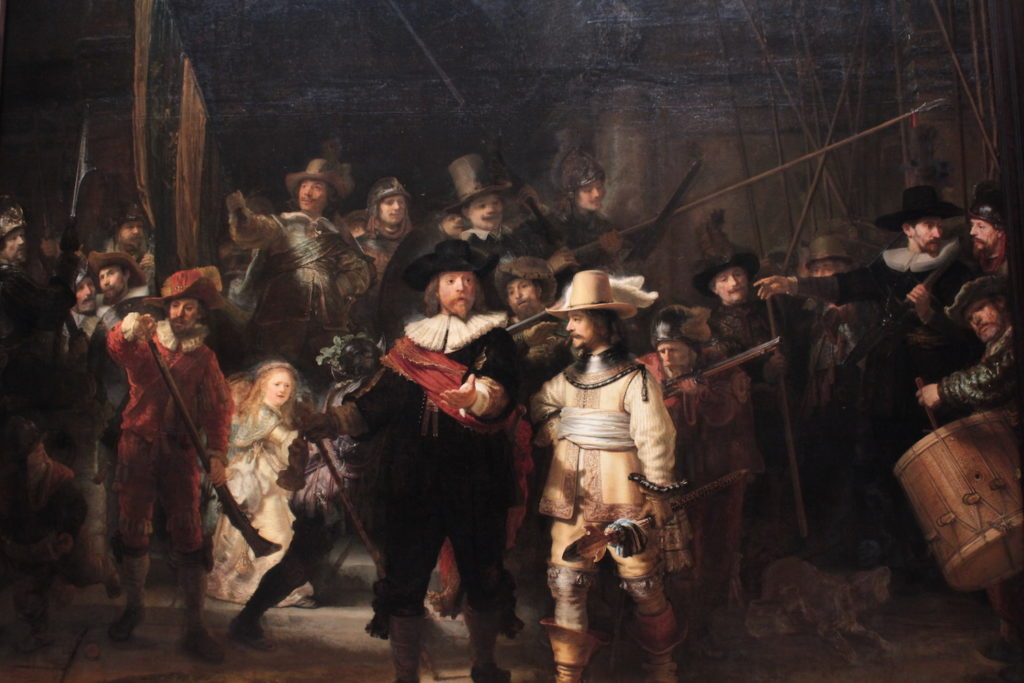 Rembrandt's 'The Night Watch' to Undergo Restoration Live Online and on Public View at Amsterdam's Rijksmuseum -ARTnews