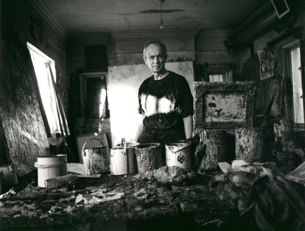Remembering Leon Kossoff Through His Scenes of Anxiety and Disquiet -ARTnews