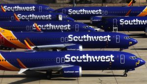 Southwest Airlines yanks Boeing 737 Max from schedules to November