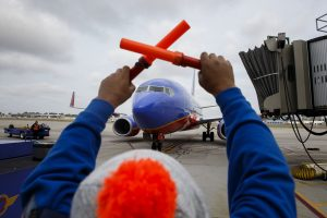 Southwest expects cancellations into October amid Boeing 737 Max grounding