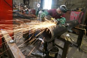 Steel sector to suffer losses rising carbon prices climate regulation