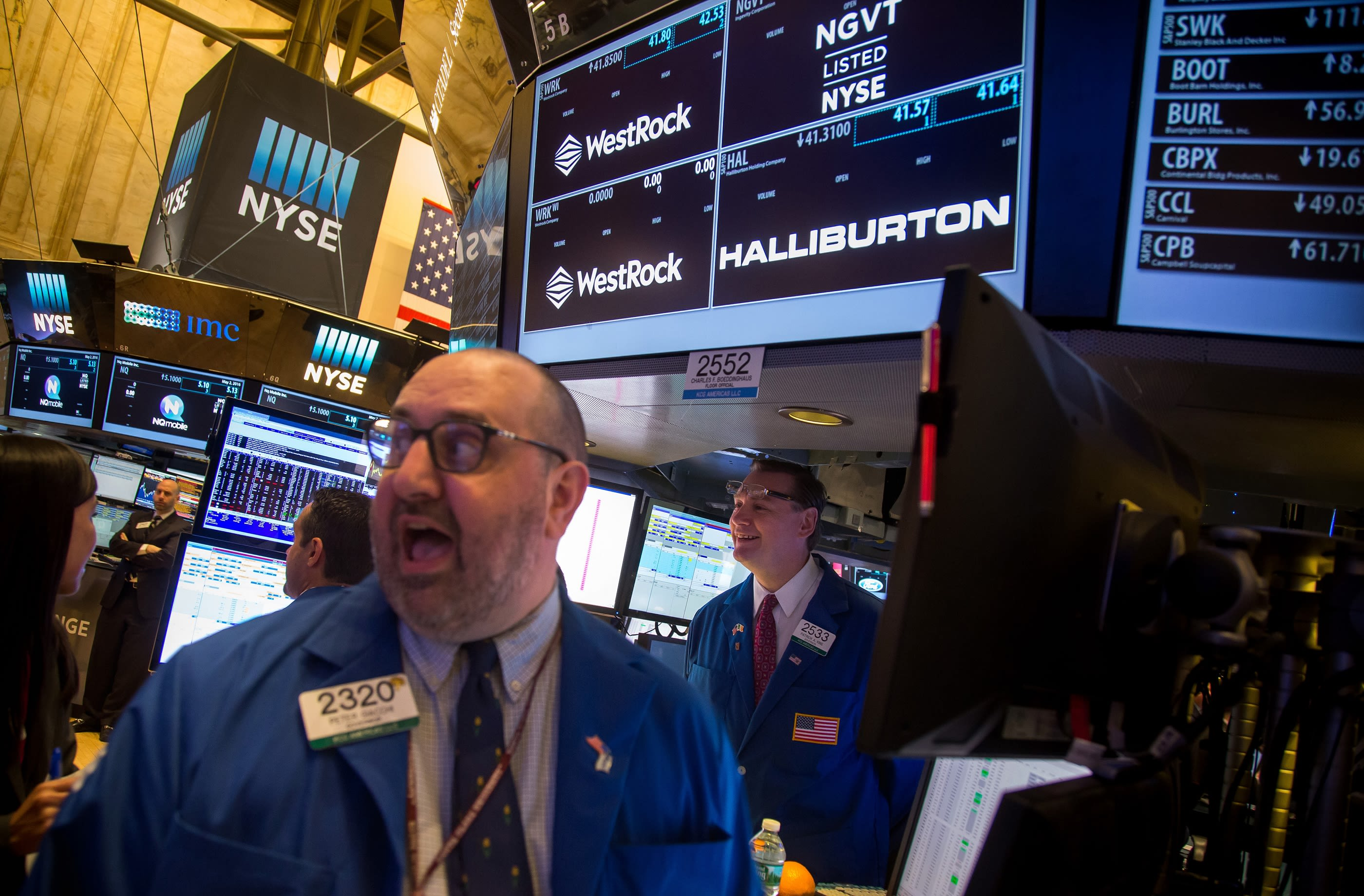 Stocks making the biggest moves: Starbucks, Twitter, Alphabet, Goodyear