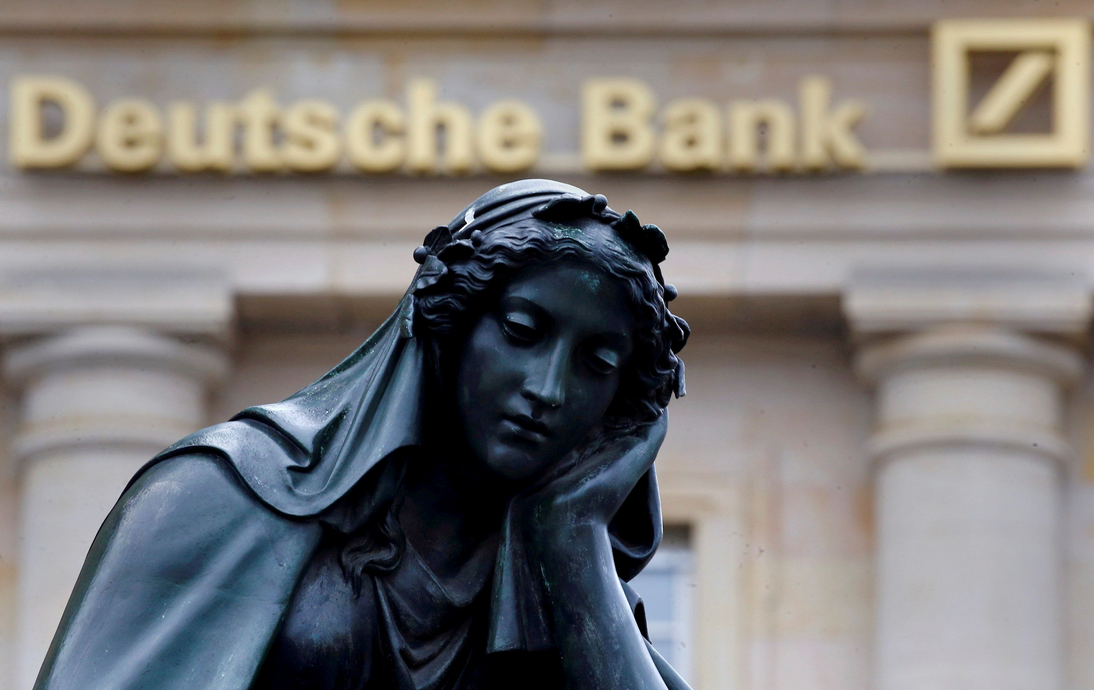Strong US job growth and Deutsche Bank in focus