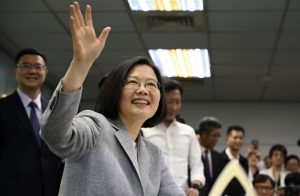 Taiwan's president to stop over again in the US. China will be infuriated