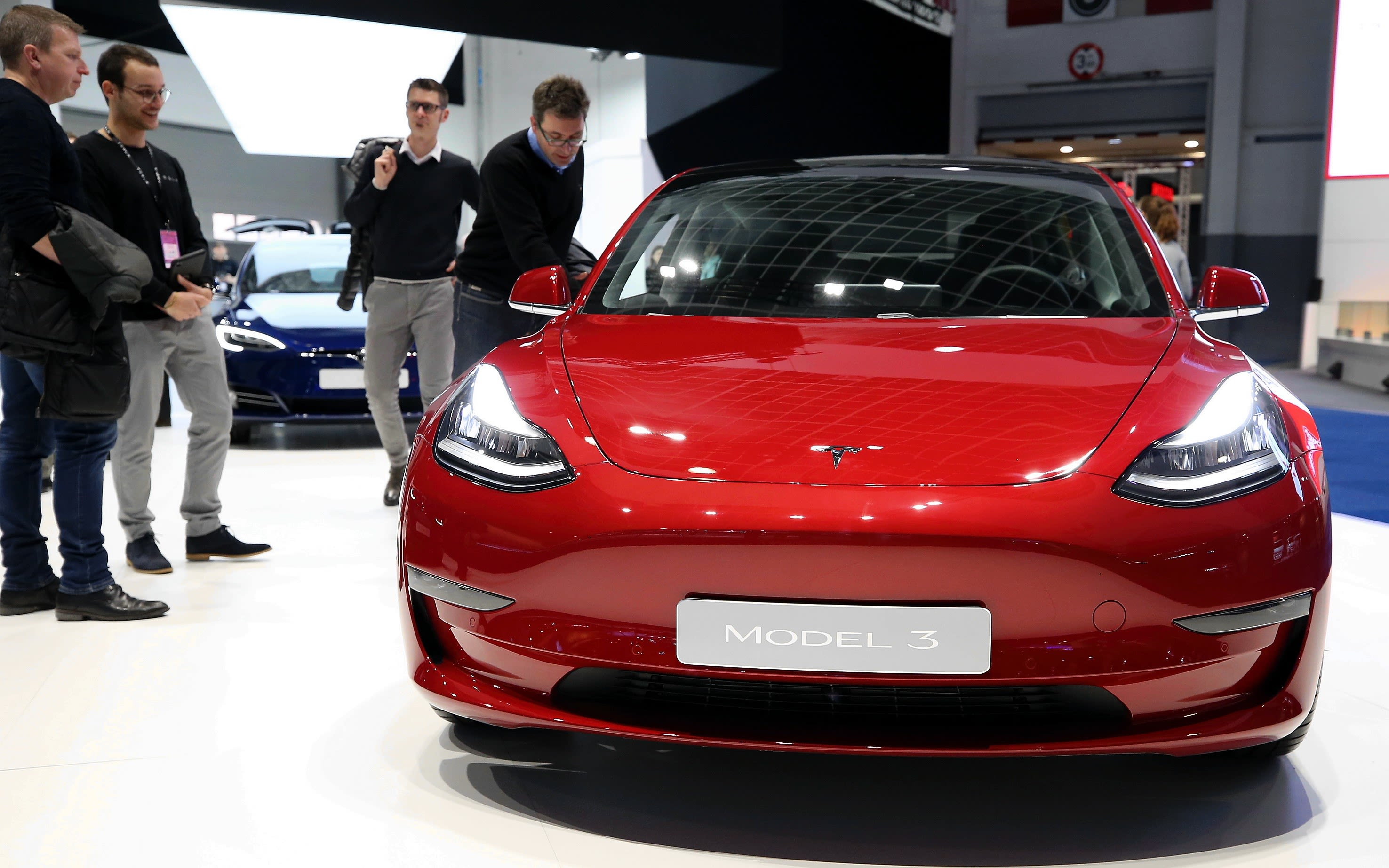 Tesla skeptic Barclays raises estimate for second-quarter earnings