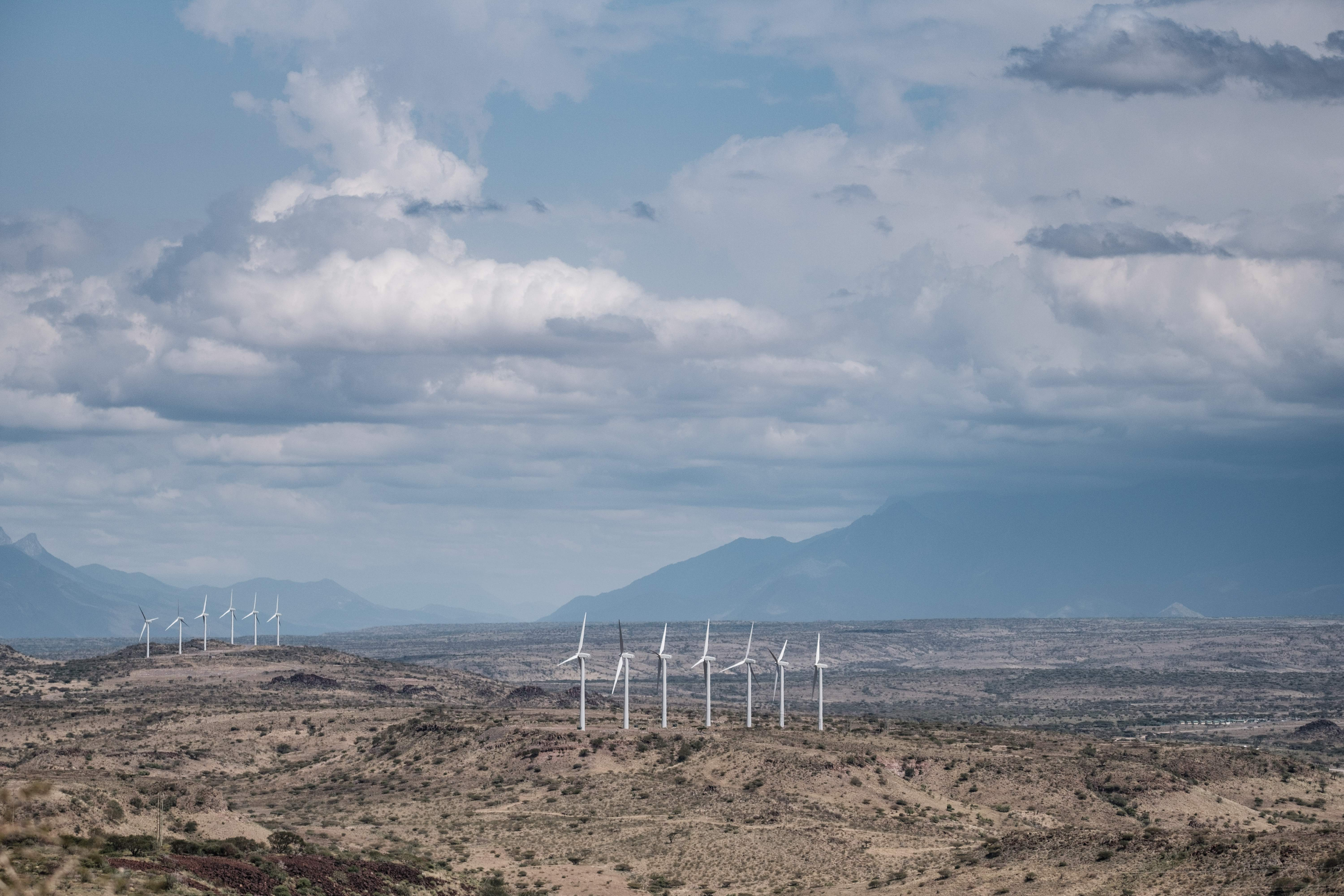 The biggest wind farm in Africa is officially up and running