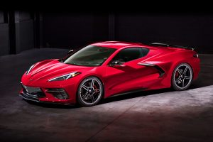 Chevrolet hopes mid-engine Corvette will attract buyers as sales fall