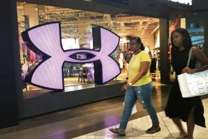 Under Armour's North America problem hasn't gone away